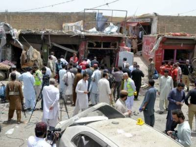 Quetta explosion kills two and injure 20