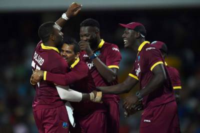 West Indies crush South Africa in Tri-Nation
