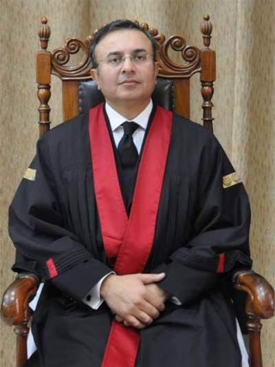 Justice Mansoor to take oath as LHC CJ