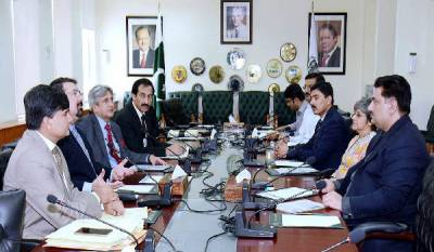 Pak - Iran banking channels to be enhanced