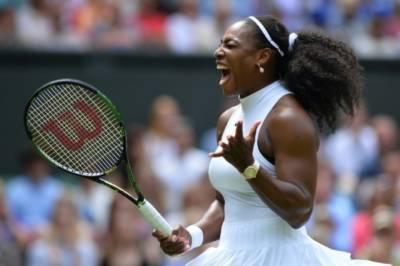 Serena racks up 80th Wimbledon win
