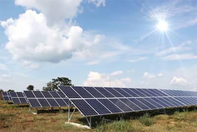 1,000 MW solar plants to be installed in Balochistan