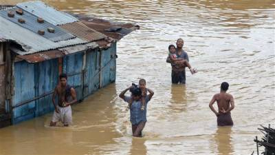 Landslides and flooding plays havoc in northern India