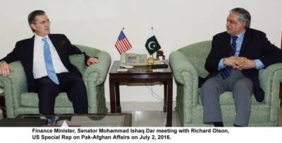 Pak-US envoys dicuss Afghan Refugees repatriation