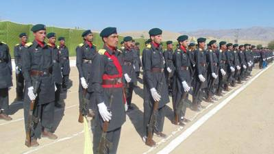 Passing out parade of FC held at Bajaur