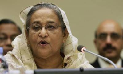 Stop killing in name of religion: Bangladesh PM