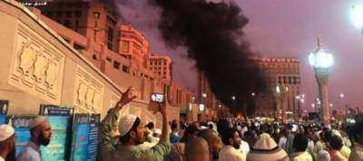 Masjid e Nabvi Suicide Blast: Who was behind deadly attack ?