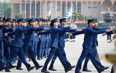 PAF six Air Commodores promoted to Air Vice Marshals