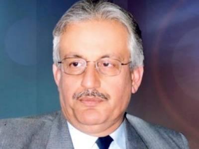 Raza Rabbani takes charge as acting President of Pakistan