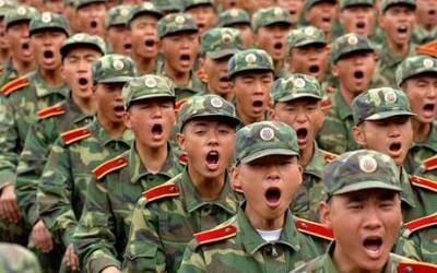Chinese Military Might : Sleepless nights in New Dehli and Washington