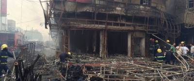 Shiite shrine of Syed Muhammad attacked in Baghdad