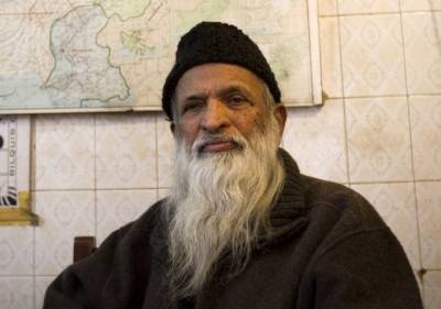 Ghaiybana Namaz e janaza of Abdul Sattar Edhi offered