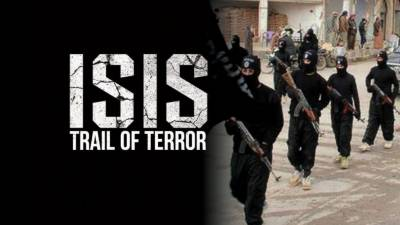 The fall of ISIS in Iraq and Syria