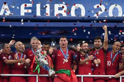 How Portugal welcomed their team after Euro 2016 triumph?