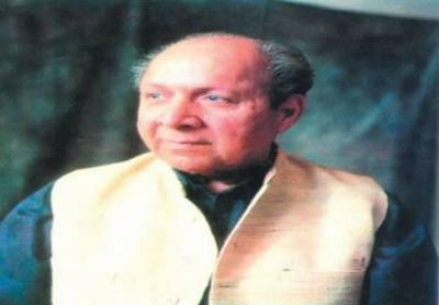 Renowned Urdu poet Qateel Shifai remembered