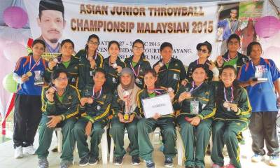 Two Pakistanis elected as executive members of Asian Throwball Federation