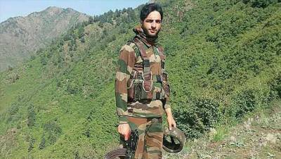 Martyrdom of Burhan Wani revolutionised Kashmir movement: