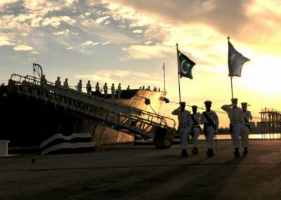 Pakistan Navy new Logistic Commander assumes charge
