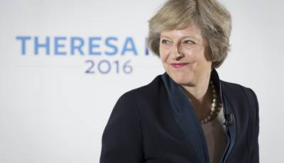 Theresa May to become British PM