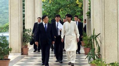 China state security delegation in Pakistan to enhance intelligence sharing