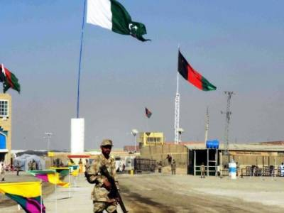 Frontier Corps raised to take charge of Pak-Afghan Border