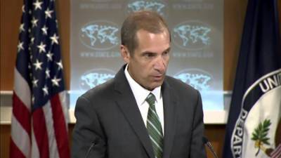 US does not agree with Congress Committee recommendations against Pakistan