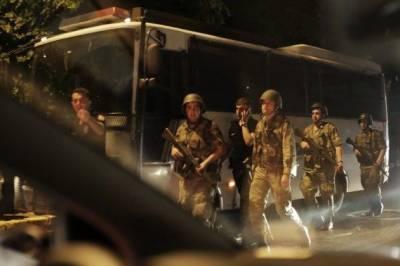 Turkish Military Officials seek asylum in Greece