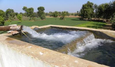 Govt working to regulate sale of agriculture tubewell water