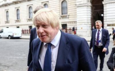 UK foreign minister plane makes emergency landing