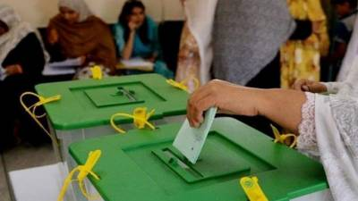 AJK Elections: Polling in 41 constituencies of AJK Assembly