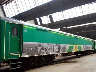 Azadi Train' on Independence Day