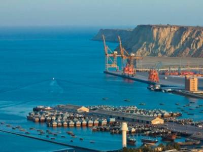 CPEC: Gwadar Industrial Zone to be expanded
