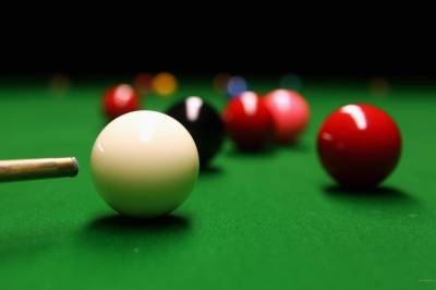 Pakistanis for honor in 6-Red Ball Snooker Championship in Egypt