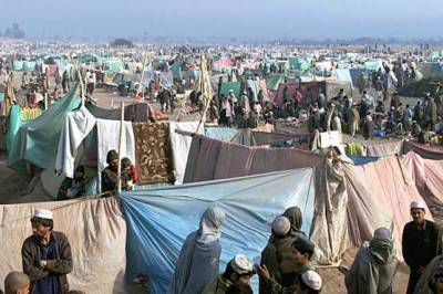 TDPs return back to South Waziristan native areas