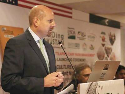 US Consul General acknowledges improved law and order in Karachi