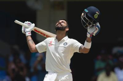 Another feather in the cap of Virat Kohli