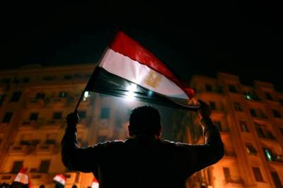 Embassy holds reception on anniversary of Egyptian Revolution