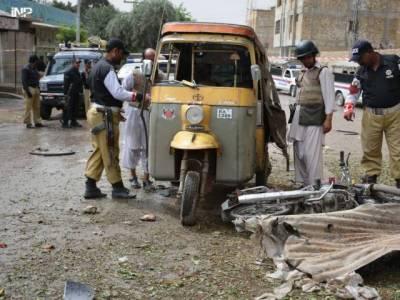 Quetta blast: IED roadside blast injures several