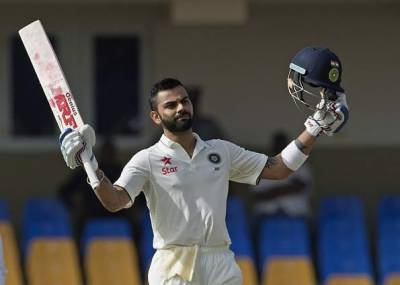 Virat Kohli crosses another Test Cricket milestone