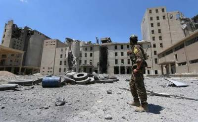 Deadly clashes rock Syria's Manbij
