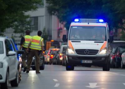Munich shooting: Attackers still at large