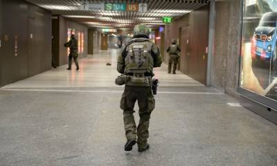 Munich shopping centre shooting: Casualties feared rising