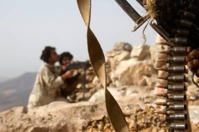 Saudi Coalition air strikes in Yemen against Al Qaeda