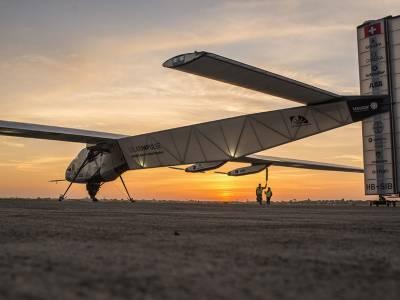 A journey around the world: Solar Impulse 2 leaves for final leg of world tour