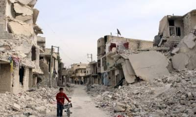 Air raids on Syria's Aleppo hospitals play havoc