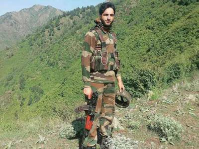 Burhan Wani has become a symbol of defiance against India in Kashmir