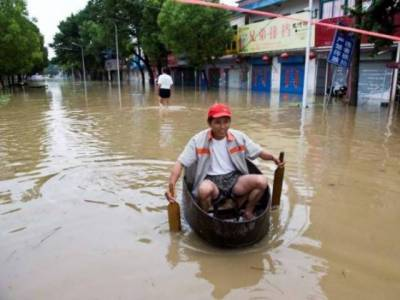 China floods play havoc as millions displaced