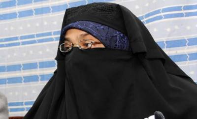 DeM Aasiya Andrabi urges Pakistan for diplomatic support against India