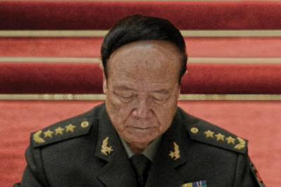 Former Chinese military chief gets life sentence punishment