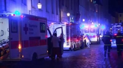 German Bar blast: Who was the attacker?